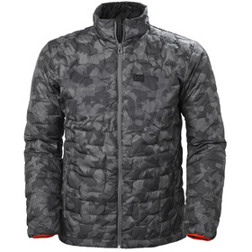 Helly Hansen Lifaloft Insulator Jacket Herren charcoal camo
